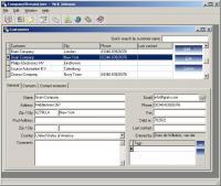 CompanyStreamLiner 2.1 screenshot. Click to enlarge!