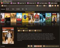 Cool Movie Browser 4.3.170101 screenshot. Click to enlarge!