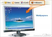 Crawler Desktop Wallpapers 4.5 screenshot. Click to enlarge!
