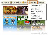 Crawler Games 4.5 screenshot. Click to enlarge!