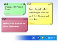 Crawler Notes  screenshot. Click to enlarge!