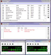 DJ Mix Pro 3.0.83.0 screenshot. Click to enlarge!