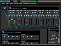 DarkWave Studio 5.7.0 screenshot. Click to enlarge!