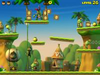 Darwin the Monkey 1.0 screenshot. Click to enlarge!