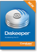 Diskeeper Professional 2012 16.0.1016.0 screenshot. Click to enlarge!