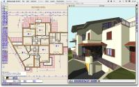 Domus.Cad 15.0.5 screenshot. Click to enlarge!