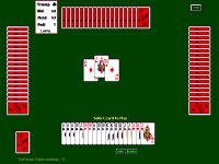 Double Deck Pinochle 4.14 screenshot. Click to enlarge!