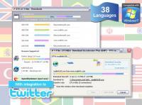 Download Accelerator Plus 10.0.6.0 screenshot. Click to enlarge!