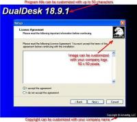 DualDesk Lite 20.4.7.0 screenshot. Click to enlarge!