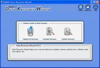 EASEUS Data Recovery Wizard 10.5.0 screenshot. Click to enlarge!