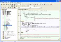 EControl Syntax Editor 3.00 screenshot. Click to enlarge!