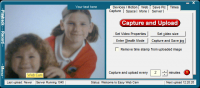 Easy Web Cam 4.2.2 screenshot. Click to enlarge!