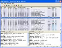 EffeTech HTTP Sniffer 4.1 screenshot. Click to enlarge!