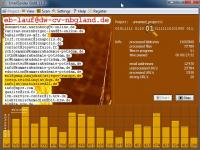 EmailSpider Gold 11.2 screenshot. Click to enlarge!