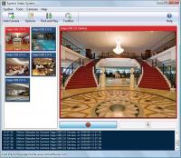 EyeLine Video Surveillance Software 1.12 screenshot. Click to enlarge!