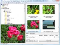 Fast Photo Renamer 4.25 screenshot. Click to enlarge!
