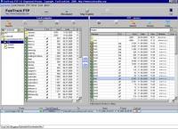 FastTrack FTP 3.01 screenshot. Click to enlarge!