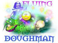 Flying Doughman 1.5 screenshot. Click to enlarge!