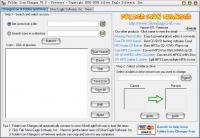 Folder Icon Changer 5.3 screenshot. Click to enlarge!