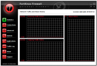 FortKnox Personal Firewall 21.0.620.0 screenshot. Click to enlarge!
