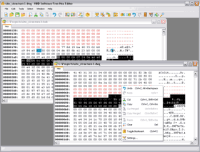 Free Hex Editor 3.12 screenshot. Click to enlarge!