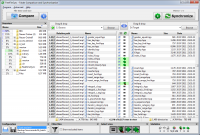 FreeFileSync 8.9 screenshot. Click to enlarge!