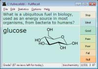 FullRecall 1.5.2 screenshot. Click to enlarge!