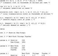 GLPK 4.52 screenshot. Click to enlarge!
