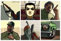 GTA San Andreas Display Pictures 1.0 screenshot. Click to enlarge!