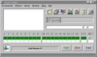 Golf Master II 3.1 screenshot. Click to enlarge!