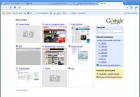 Google Chrome Portable 55.0.2883.75 screenshot. Click to enlarge!