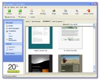 GroupMail Free Edition 6.00.027 screenshot. Click to enlarge!