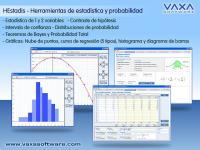 HEstadis -  Estadistica y Probabilidad 1.7 screenshot. Click to enlarge!