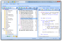HTML Code Library 2.1.0.212 screenshot. Click to enlarge!