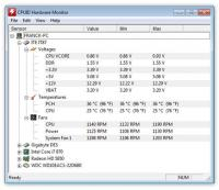 HWMonitor Pro download - A more powerful version of the HWMonitor