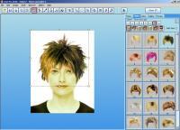 Hair Pro 2010 screenshot. Click to enlarge!