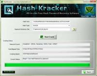Hash Kracker 4.0 screenshot. Click to enlarge!