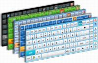 Hot Virtual Keyboard 8.5.0.0 screenshot. Click to enlarge!