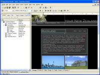 HyperText Studio, Team Edition 5.0 screenshot. Click to enlarge!