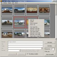 Image Gallery Maker 1.1.1 screenshot. Click to enlarge!