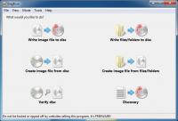 ImgBurn 2.5.8.0 screenshot. Click to enlarge!