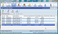 Instant Invoice n CashBook 10.7.1.16 screenshot. Click to enlarge!