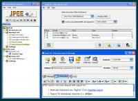 JPEE Email Utility 5.4.7 screenshot. Click to enlarge!