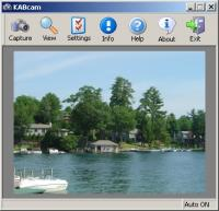 KABcam 4.0.4 screenshot. Click to enlarge!