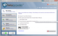 KeyProwler 7.0.9 screenshot. Click to enlarge!