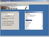 KeyWord Generator lite 1.0.0 screenshot. Click to enlarge!