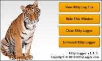 Kitty Logger 1.0.0.24 screenshot. Click to enlarge!