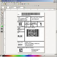 Label Flow - Barcode Labeling Software 4.3 screenshot. Click to enlarge!
