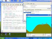 Liberty BASIC for Windows 4.04 screenshot. Click to enlarge!