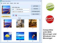 MSN Slide Max 2.3.4.2 screenshot. Click to enlarge!